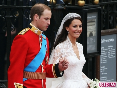What else but the Royal Wedding Prince William of Wales married Kate